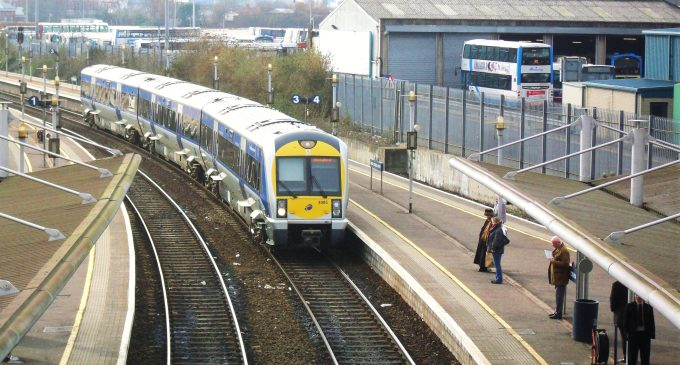 Calls for Dublin to Belfast one-hour rail link