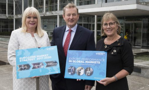 Enterprise Ireland client company exports increase by 6%