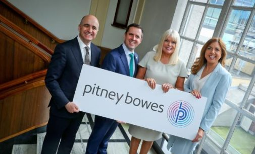 Pitney Bowes invests in Dublin creating 100 jobs