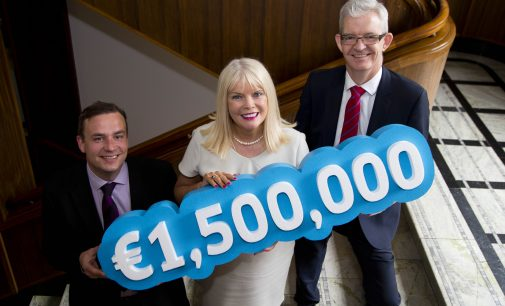 €1.5m in funding for start-ups announced