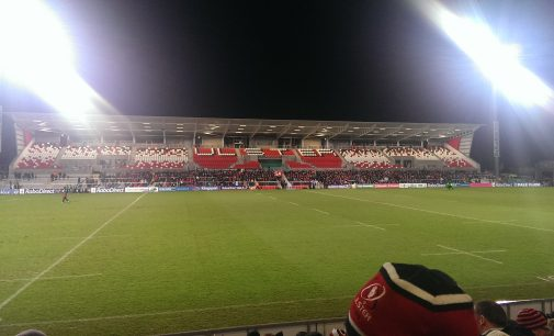 Eurotek designs and installs digital signage network in Ulster Rugby's Kingspan Stadium