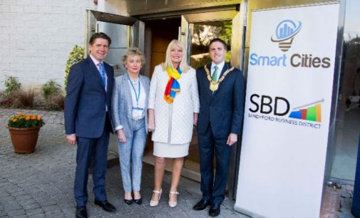 Sandyford to drive Dublin as Smart City