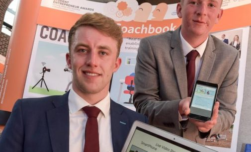 Students from NUIG scoop top prize at Student Entrepreneur Awards 2017