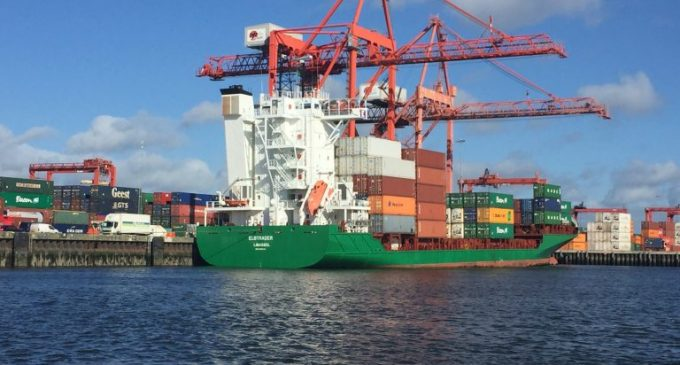 Dublin Port trade volumes increase 2.9% in first six months of 2017