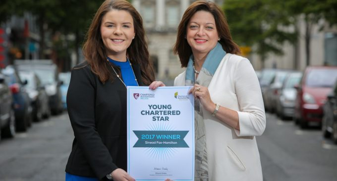 2017 Young Chartered Star announced