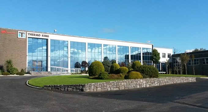 Thermo King manufacturing facility in Galway with zero waste to landfill