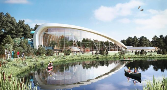 Construction starts on €233m Center Parcs Longford Forest