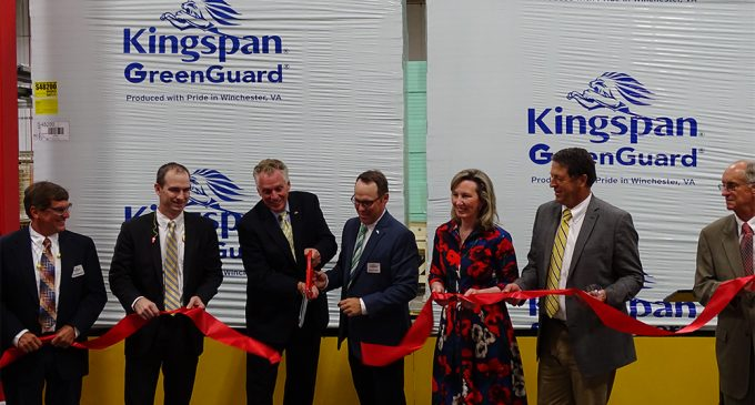 Kingspan Insulation launches $25 million XPS line expansion