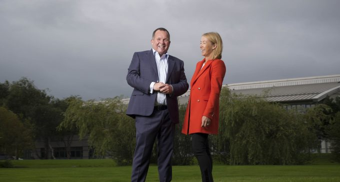 Pure Telecom and open eir agree €35M infrastructure deal