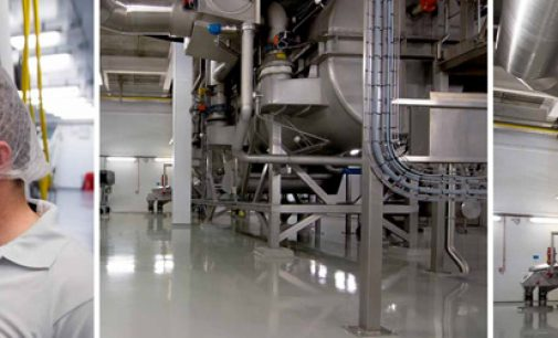 Lakeland Dairies opens €40m expansion of milk powder operations
