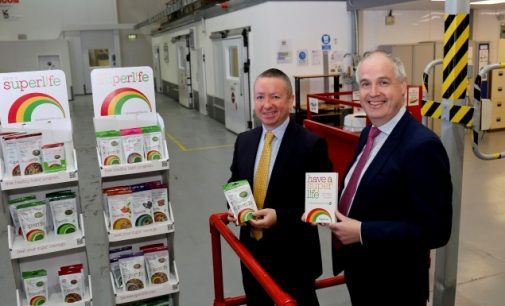 Boyne Valley Food Innovation District Breaks International Markets