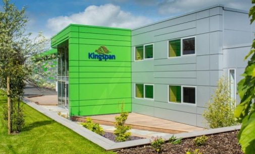 Kingspan Joins Science Based Targets Initiative to Reduce Greenhouse Gas Emissions