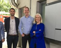Solo Energy Installs State-of-the-art Energy Storage System