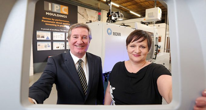 Carrickfergus Aerospace Company Set to Grow
