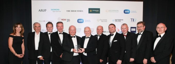 Redevelopment of Páirc Uí Chaoimh Voted Best National Engineering Project of 2017