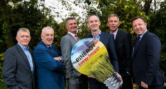 Pinergy Gears For Growth With Establishment of New Energy Services Business