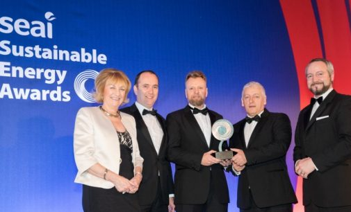 SEAI Sustainable Energy Awards Recognise Commitment of Irish Businesses
