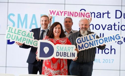 €200k Investment in Innovative Smart City Solutions Across the Dublin Region