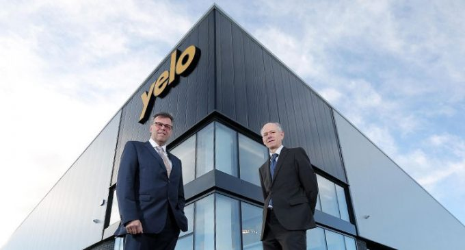 Yelo Opens New £2 Million Factory in Carrickfergus