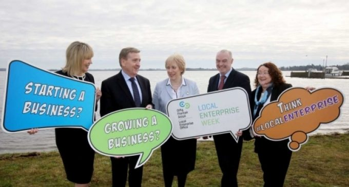 Over 300 Events Planned to Celebrate 'Local Enterprise Week' in March