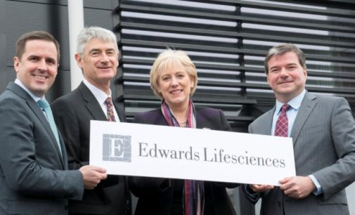 Edwards Lifesciences to Invest €80 Million in the Mid-West