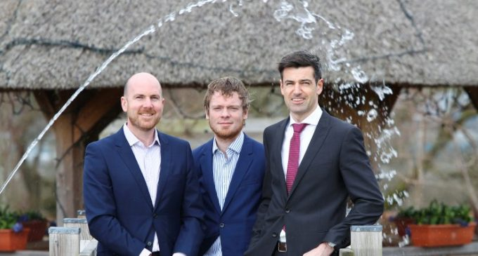 New Irish Peer-to-peer Energy Trading Research Project Using Blockchain Technology