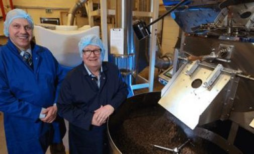 Lisburn Manufacturer Pure Roast Coffee Invests in Future Growth
