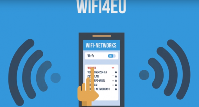 Registration Opens For EU Financing of Free Wireless Internet Hotspots in Public Spaces