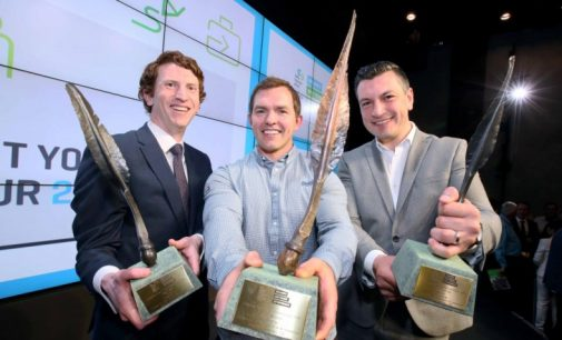 Conor O'Loughlin of Glofox is Ireland's Best Young Entrepreneur For 2018