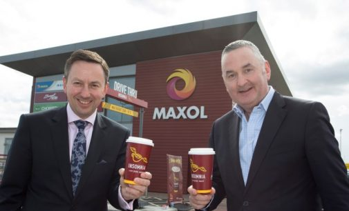 Maxol Launches First Insomnia Coffee Drive-Thru