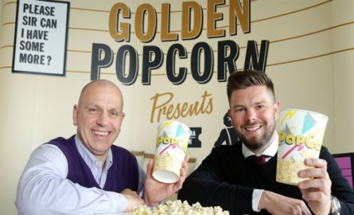 Golden Export Success For Antrim Popcorn Firm