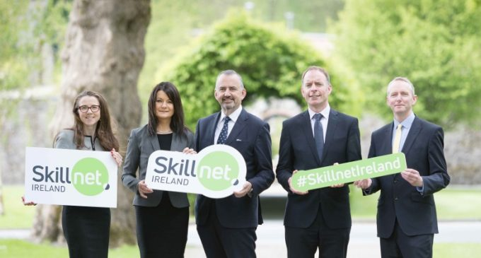 Skillnet Ireland – Without Upskilling, Businesses in Ireland Could Lose Competitive Advantage