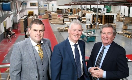 Specialist Joinery Group Announces New Jobs as £5 Million Factory Opens
