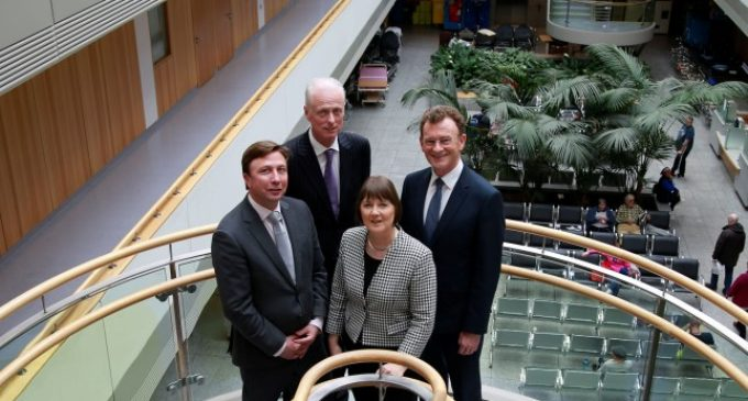 UCD Opens Ireland's First Hospital Knowledge Transfer Offices