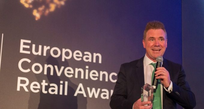 Aramark's Frank Gleeson Named European Industry Leader of the Year