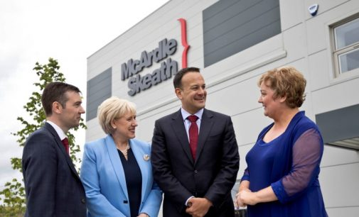 McArdle Skeath Opens €20 Million Dublin Supply Chain facility