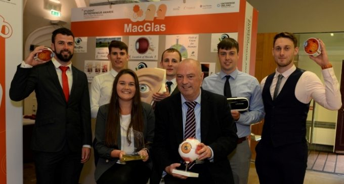 Students from Cork Institute of Technology (CIT) Scoop Top Prize at Enterprise Ireland Student Entrepreneur Awards 2018