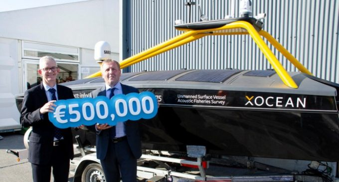 Enterprise Ireland Launches €500,000 Competitive Start Fund For Entrepreneurs in Marine Technology and Agritech Sectors
