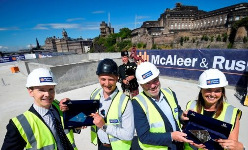 McAleer & Rushe Transforming Edinburgh's Old Town