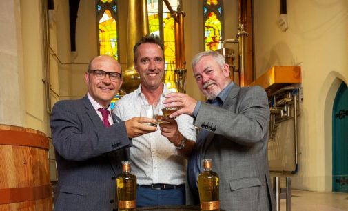 Historic Milestone For Pearse Lyons Distillery With Release of 5-year-old Single Malt Irish Whiskey