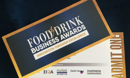 Battle of the Brands to Take Centre Stage at this Year's Food & Drink Business Awards