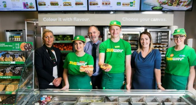 Subway Looks to a 'Fresh Forward' Future as First Concept Store Opens in Northern Ireland