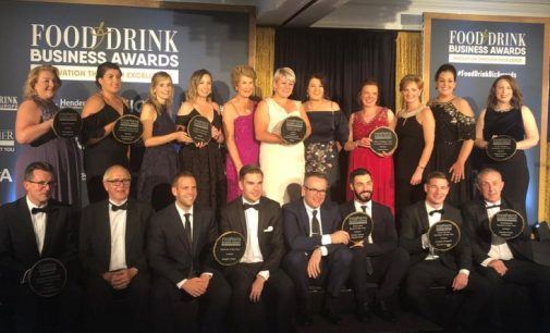 Dairygold Crowned King at the 2018 Food & Drink Business Awards