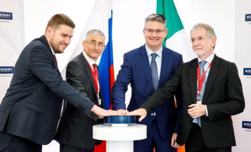 Kerry Group Opens First Plant in Moscow