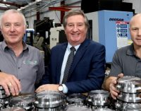 CM Precision Components Opens New Purpose-built Factory in Downpatrick
