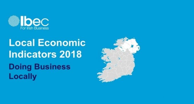 Ibec Publishes Latest Local Economic Indicators Report
