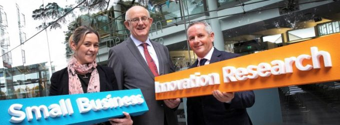 Smart Dublin in Partnership With Enterprise Ireland Award 21 New Innovation Contracts