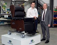 Healthcare Seating Manufacturer Motions Towards International Growth