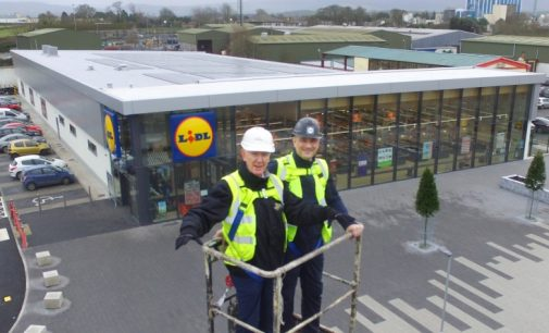 Lidl Ireland Invests €1 Million in the Installation of Solar Panels at 8 New and Reconstructed Stores
