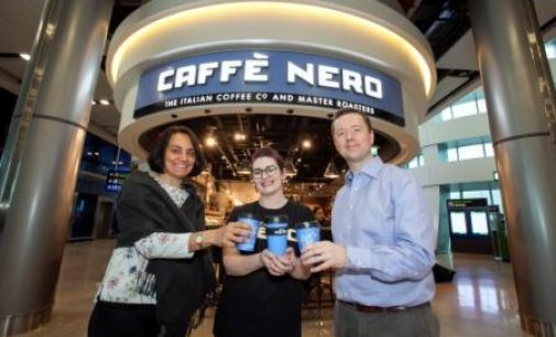 Dublin Airport Welcomes Caffè Nero to Terminal 2